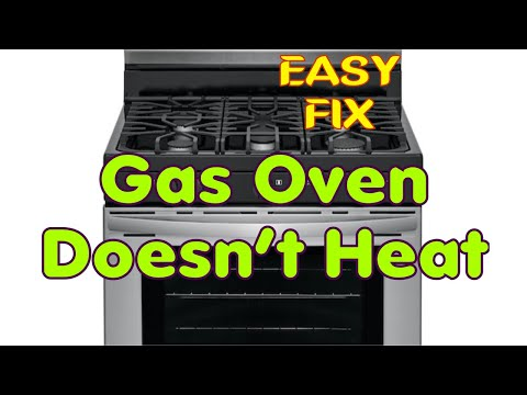 🔥Oven Takes Too Long to Heat💥 DIY--EASY FIX