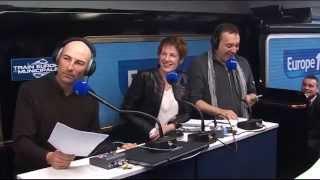 Video Nicolas Canteloup - Le train Ruquier sur le départ MP3, 3GP, MP4, WEBM, AVI, FLV Mei 2017