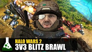 Sean, Kim & Rob give the Halo Wars 2 Blitz Beta a try! Check out this Halo Wars 2 Gameplay ► Follow me on Twitter! https://twitter.com/Forge_Labs ► Support F...