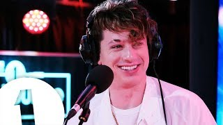 Video Charlie Puth - How Long in the Live Lounge MP3, 3GP, MP4, WEBM, AVI, FLV Juni 2018