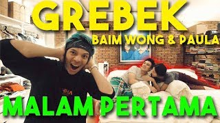 Video GREBEK MALAM PERTAMA!! BAIM WONG & PAULA.. #AttaGrebekRumah MP3, 3GP, MP4, WEBM, AVI, FLV Mei 2019