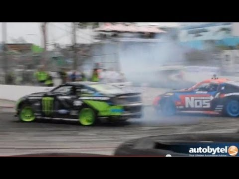 2013 Formula Drift on the Streets of Long Beach
