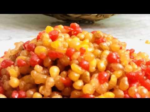 মিষ্টি বুন্দিয়া || রমজান স্পেশাল || Sweet Boondia / Borinda / Boondi || Easy Bundia Recipe Bangla
