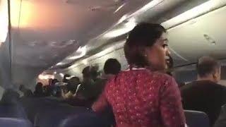 Download Video Suasana Detik-detik Evakuasi Penumpang Pesawat Lion Air JT-714 yang Tergelincir di Pontianak MP3 3GP MP4