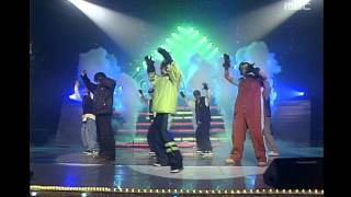 Seo Taiji&Boys - Come Back Home, 서태지와 아이들 - 컴백홈, MBC Top Music 19951124