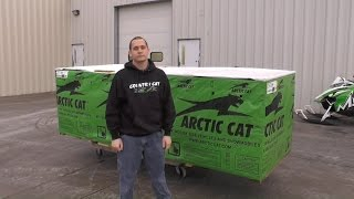 10. BackCountry Cat - Country Cat Project Sled On The Way