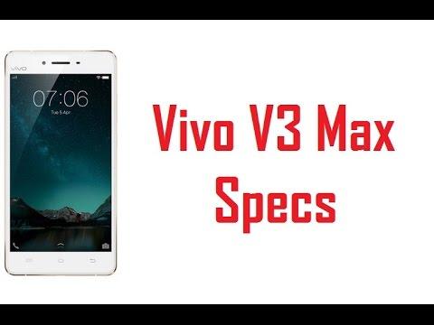 Vivo V3 Max Specs, Features & Price