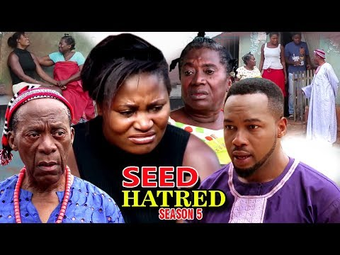 Seed Of Hatred season 5 - (New Movie) 2018 Latest Nigerian Nollywood Movie full HD | 1080p