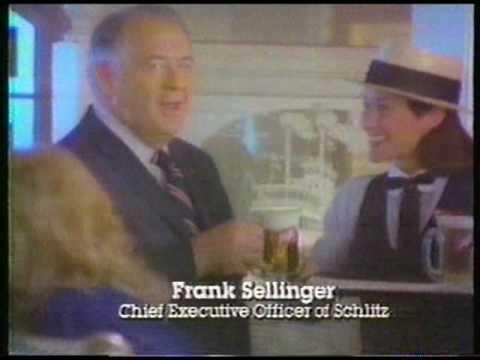 'Schlitz Beer' [01] - TV commercial (1981)