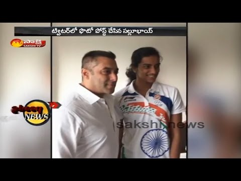 How PV Sindhus win made even Salman Khan behave like a child
