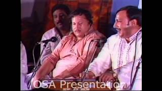 Video Ye Jo Halka Halka Saroor Hai - Ustad Nusrat Fateh Ali Khan - OSA Official HD Video download in MP3, 3GP, MP4, WEBM, AVI, FLV January 2017