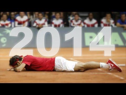 federer: migliori punti del 2014