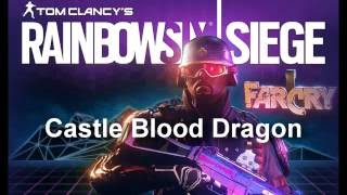 Купить Tom Clancys Rainbow Six: Siege Castle Blood Dragon