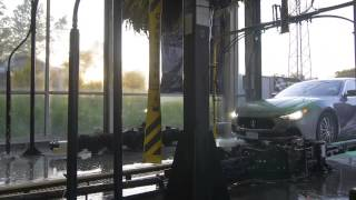 Maserati Owner Impressed With The Car Wash