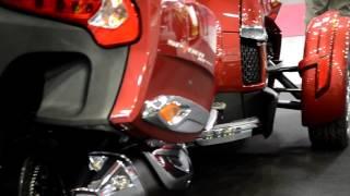 5. Can am Spyder RT LTD 1330ACE Motosalon 2015
