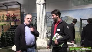 #953 Schlossbrunnen von Gartengalerie Sager