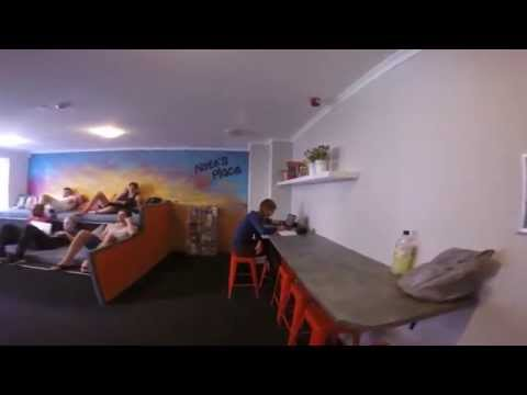 Wideo Nate's Place Backpackers