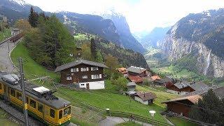 Download Video Wengen en primavera - Switzerland MP3 3GP MP4