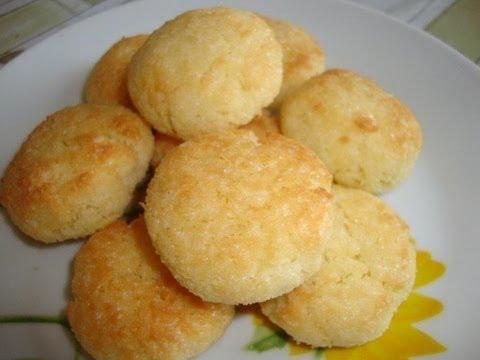 squisiti biscotti al cocco - ricetta