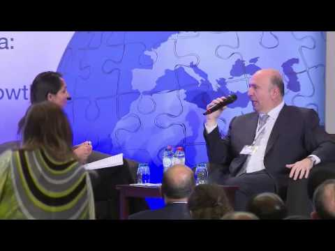 Keynote interview of Ahmed Heikal by Isabelle kumar