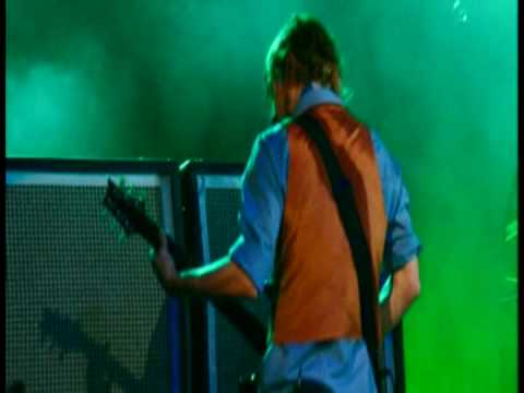 Silverchair - 10. One Way Mule (Newcastle: Act 2) 2003