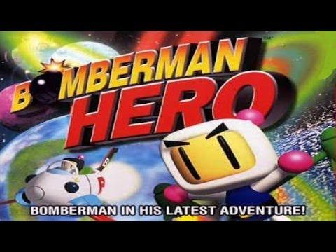 Bomberman Hero Nintendo 64