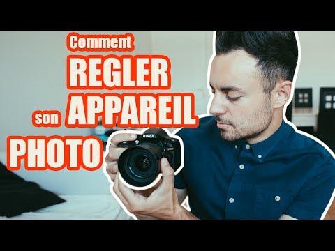 Comment REGLER son APPAREIL PHOTO ? (reflex, hybride, bridge, compact)