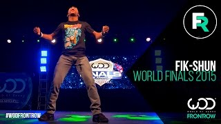 I'm not sure if this has ever been posted here but Fik-Shun, a professional dancer, performed a Smash-themed routine for the finals of World of Dance 2015.