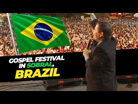 Sobral, Brazil Gospel Crusade