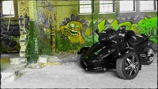 10. 2014 Can-Am Spyder RS Tuning
