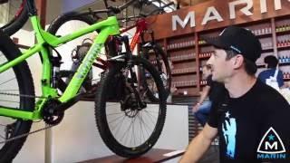 Видео обзор на коллекцию Marin Bikes 2017