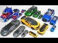 Transformers The Last Knight Full Collection Diecast Metal Optimus Prime Bumblebee Hot Rod
