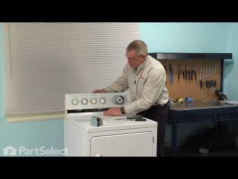 Dryer Repair – Replacing the Timer (GE Part # WE4M189)