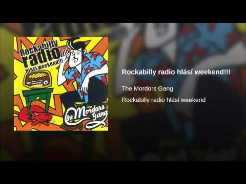 Rockabilly radio hlásí weekend!!!