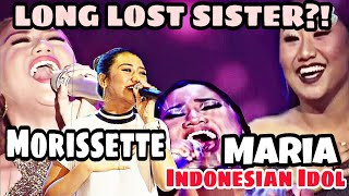 Video MUST WATCH! MARIA indonesian idol x Morissette | NEVER ENOUGH MP3, 3GP, MP4, WEBM, AVI, FLV Juni 2018