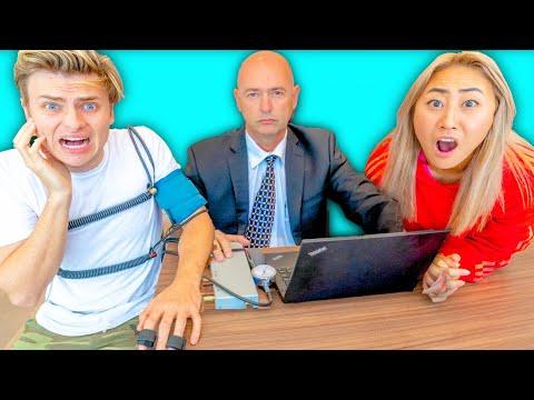 LIE DETECTOR TEST ON MY EX BOYFRIEND!! (shocking)