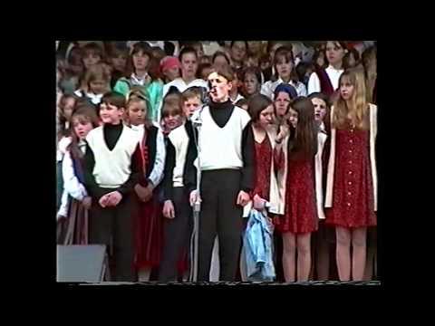 Kustas Kikerpuu: Trummitüdruk, Sindi 1996 (видео)