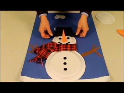 Horloge pour apprendre l 39 heure educatout - Faire un bonhomme de neige avec des gobelets ...