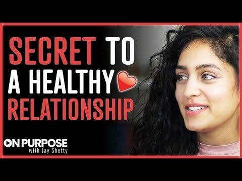Jay Shetty Interviews His Wife For The First Time | On Purpose Podcast Ep. 1