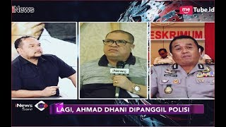 Video Profesionalisme Polri Ditentukan Dalam Kasus Ahmad Dhani - iNews Sore 24/10 MP3, 3GP, MP4, WEBM, AVI, FLV November 2018