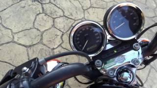 3. Harley Davidson XL 1200 R (Roadster) 2004