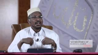 MUXAADARO CUSUB GUUSH DHABTA AH SH MUSTAFE XAAJI ISMAACIIL 2014