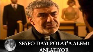 Seyfo Dayı Polat'a Alemi Tanıtıyor - Kurtlar Vadisi 8.Bölüm