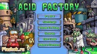 Видеообзор Acid Factory