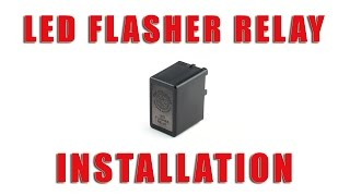 5. How to install LED Flasher Relay on a Suzuki DRZ 400 S, SM by TST Industries