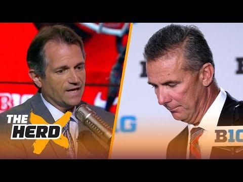 Bruce Feldman talks Maryland football and Urban Meyer's future at Ohio State | CFB | THE HERD