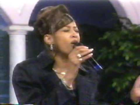 "Dorinda Clark Cole ""Battle Is The Lords"""