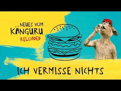 Ich vermisse nichts   Neues vom Känguru reloaded mit Marc-Uwe Kling