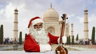 This is exactly what Santa Claus hears when he delivers presents to India.Social Media:Facebook: http://fb.com/followingmaheshTwitter: http://twitter.com/followingmaheshWebsite: http://www.carnaticmusicfusion.comGeoShred (iPad App) - http://www.moforte.com/geoshredapp/Special Thanks to Sairaj Raghavan for helping out with the Christmas Decorations and putting the wine bottles under the tree.