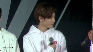 151220 TAEYONG FOCUS / SM ROOKIES SHOW Talking! from. BLUE MOON Do not make any gif files without permission. Do not re-upload video and crop ...